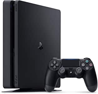 Sony PlayStation 4 1TB Slim Console (Black) - International Version