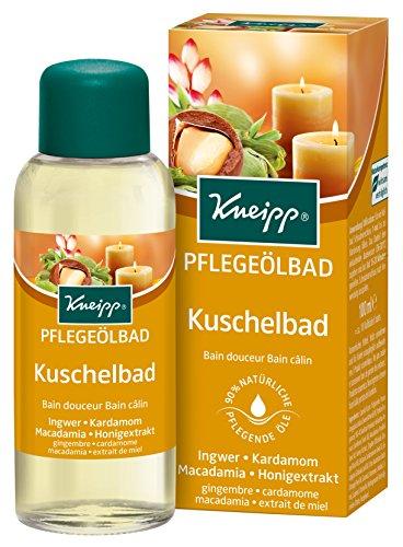 Kneipp Pflegebad Kuschelbad Ingwer, Kardamom & Macadamia, 1er Pack (1 x 100 ml)