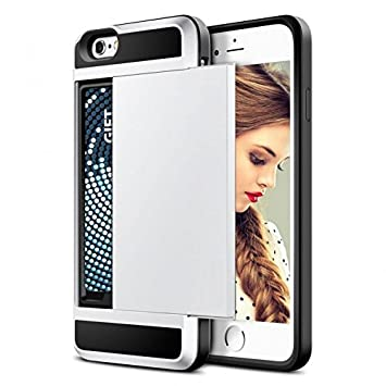 coque compartiment carte iphone 6