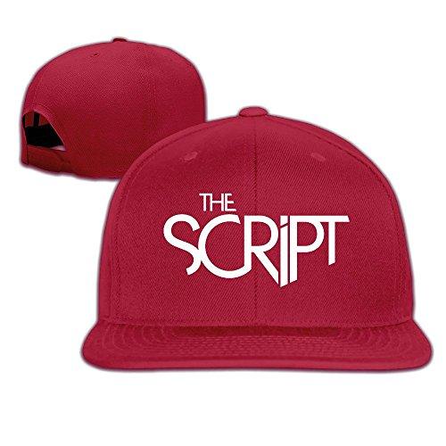 Runy Custom The Script LOGO Adjustable Baseball Hat & Cap - Ireland Kors Michael