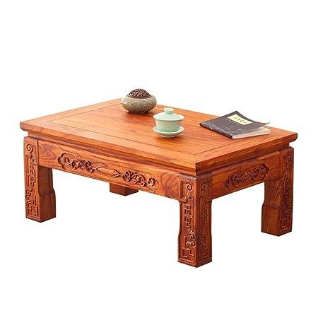 JIAHE115 Mesa portátil pequeño café Muebles de Sala, Mesa de ...