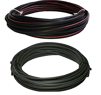 RFC Solar 10 sq.mm FR XLPE UV Cable Red and Black (20 Meter)