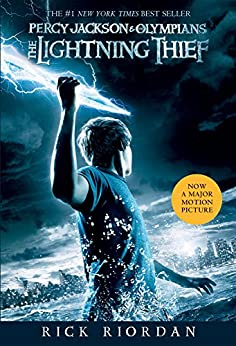 Lightning Thief, The (Percy Jackson and the Olympians Book 1) by [Riordan, Rick]