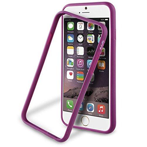 Muvit iBelt Bumper Case Violett Apple iPhone 6 Plus/6S