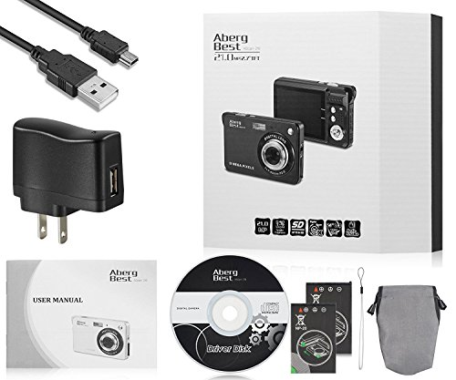 Aberg-Best-21-Mega-Pixels-27-LCD-Rechargeable-HD-Digital-Camera-Video-camera-Digital-Students-camerasIndoor-Outdoor-for-Adult-Seniors-Kids