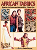 img - for African Fabrics book / textbook / text book