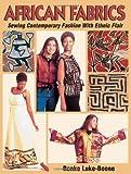 African Fabrics, Ronke Luke-Boone, 0873419146