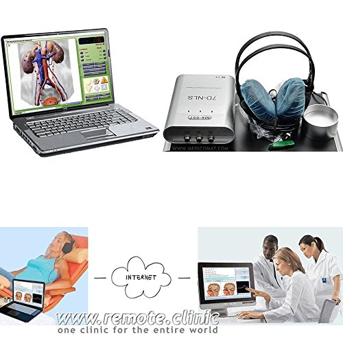 Asthma Remote Therapist Medicomat Computer USB Gadgets by Medicomat