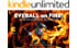 Eyeball on Fire - Hot New 3D Stereograms for the Kindle Fire