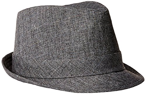 Perry Ellis Mens Suiting Fedora