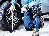 Professional Knee Pads for Work - Heavy Duty Foam