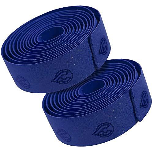 Gel Pro Cycling Gloves Bell (Cinelli Cork Ribbon Handlebar Tape, Blue)