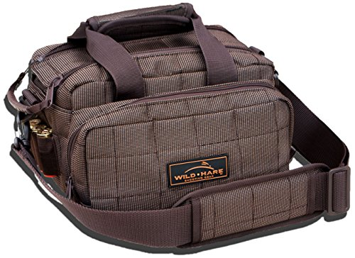 Wild Hare Shooting Gear Premium 6-Box Carrier, Hedgetweed - Puller Shell