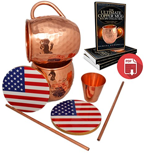 Moscow Mule Mugs Certified Accessories product image