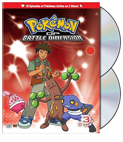 Pokemon Diamond and Pearl Battle Dimension Box Set 3 (Set Pokemon Box Series)