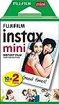 Filme Instax Mini com 20 Fotos, Fujifilm