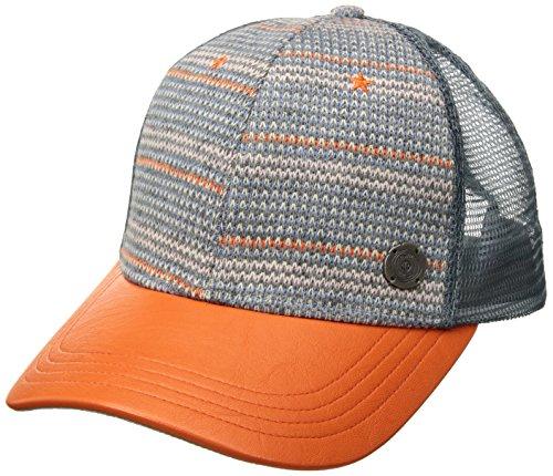 Pistil Women's Roxie Trucker Hat, Orange