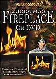 Inspector Gadget's Christmas Fireplace