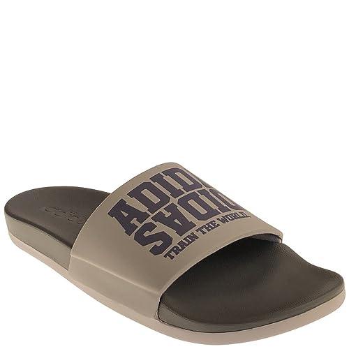 c6ba9062f33c3 adidas Sandali da Donna Adilette CF Campus Greythree Superpurple Cleargrey   Amazon.it  Sport e tempo libero