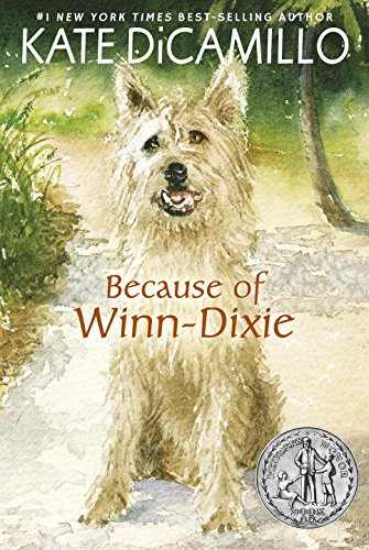 Because Winn Dixie Kate DiCamillo product image