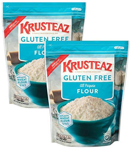 Krusteaz Gluten Free All Purpose Flour, 32 Oz Bag (Pack of 2) by Krusteaz