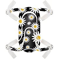 Skin For ZEROTECH Dobby Pocket Drone – Daisies | MightySkins Protective, Durable, and Unique Vinyl Decal wrap cover | Easy To Apply, Remove, and Change Styles | Made in the USA