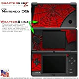 Nintendo DSi Skin Spider Web WraptorSkinz Skins (DSi NOT INCLUDED)