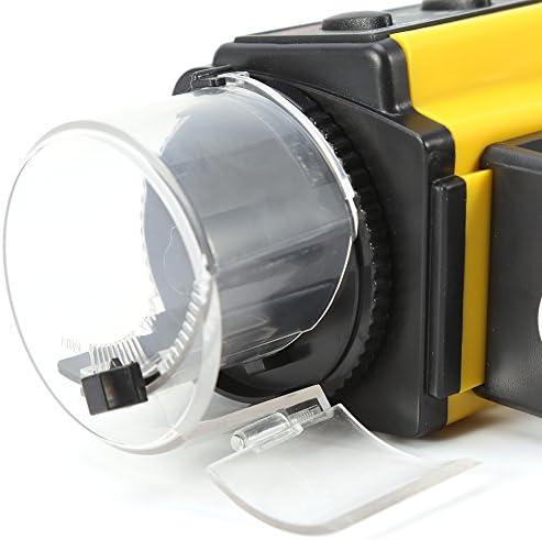 Alimentador de Peces Eléctrico Automático Temporizador Tanque de Acuario Casero 7