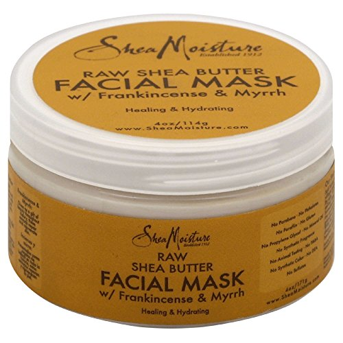 SheaMoisture Shea Butter Facial Mask