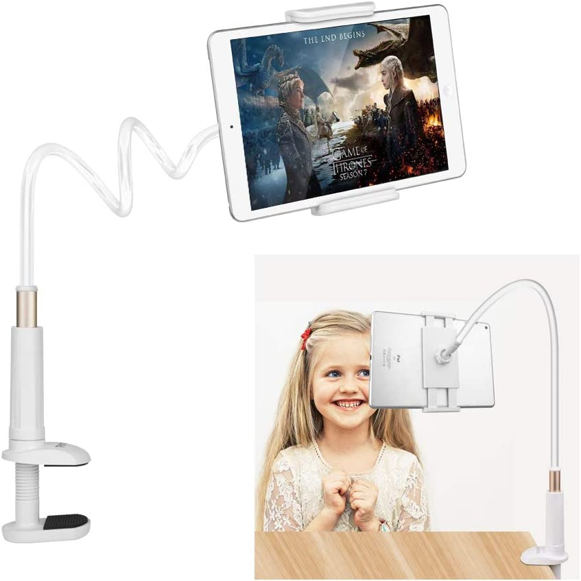 Night Stand Table PANYFDD Phone Holder Mobile Phone Bracket Desktop Bedside Lazy Phone Holder Adjustment Tablet Phone Bracket Bed