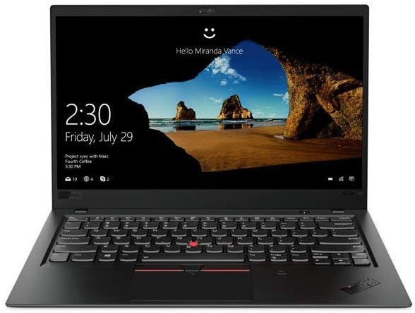 Lenovo ThinkPad X1 Carbon 6th Gen 14