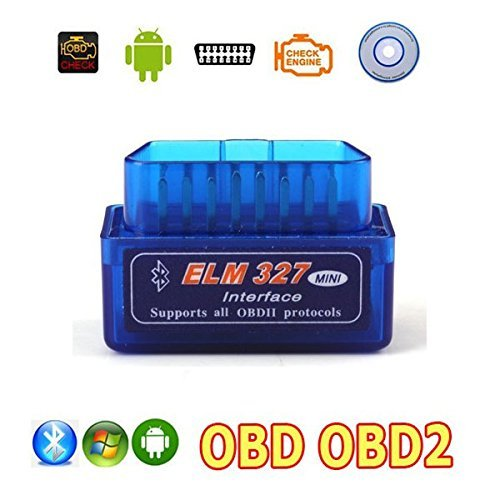 ELM327 Bluetooth CAN BUS Diagnostic Scanner product image