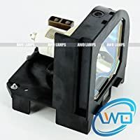 AWO LMP-F300 Replacement Projector Lamp with Housing for SONY VPL-FX52L