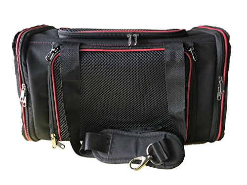 Pettall Pet Carrier for Small to Medium Sized Pets 18 X 11 X 10.5 - Inch
