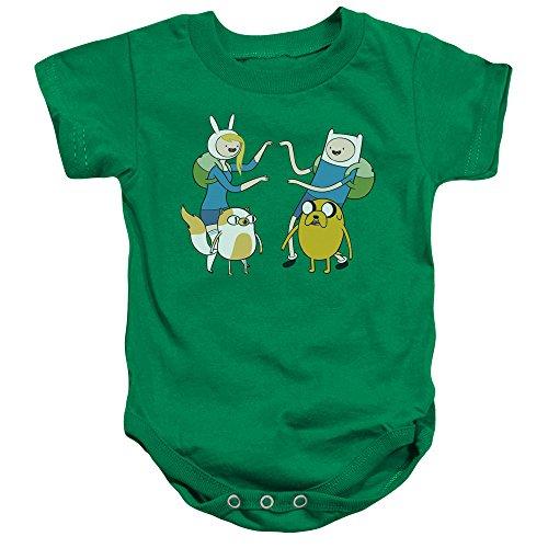 Adventure Time - Meet Up Baby Onesie 12M]()