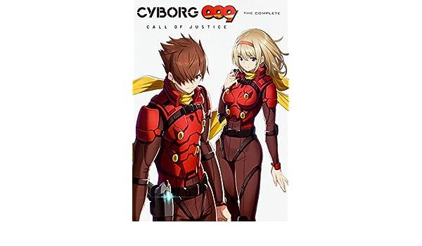 cyborg 009 download 2001