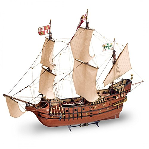Wooden Model: San Francisco II Galleon (Artesania Latina Model Ships)