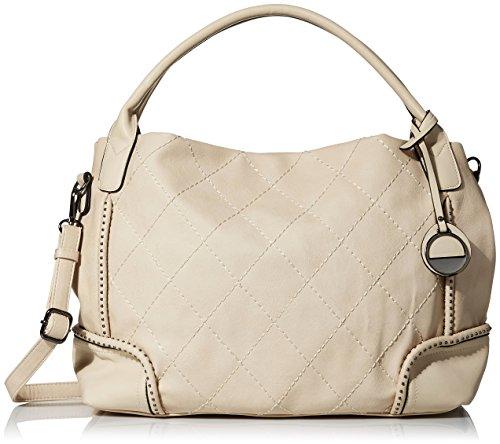 Stitching Cream Diamond Bag Hobo Collection MG wncEfq0BW
