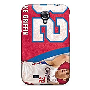 Protector Cell-phone Hard Covers For Samsung Galaxy S4 (nJW1304OvHV) Allow Personal Design Realistic Los Angeles Clippers Pictures