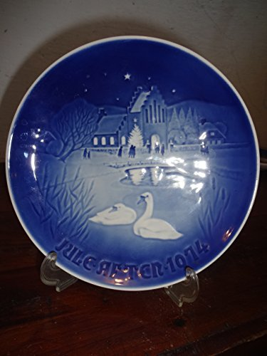 1974 Bing & Grondahl Porcelain Christmas Plate