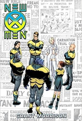 Amazon.com: New X-Men Omnibus (New Printing) (9781302901967 ...