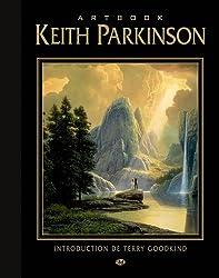 Artbook Keith Parkinson