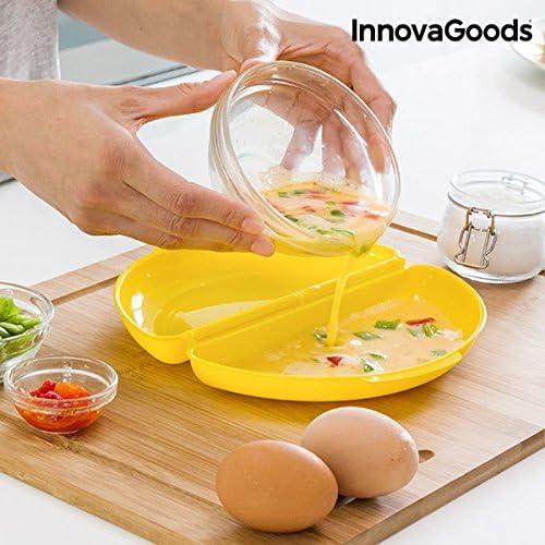 Innovagoods Tortillera Para Microondas, Amarillo: Amazon.es: Hogar