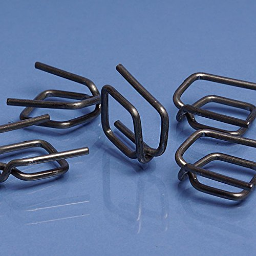 Plastic Wire Buckles For Polyethyleneprop Strapping - Strapping and Accessories by Paper Mart