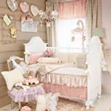Love Letters 4 Piece Baby Crib Bedding Set by Glenna Jean