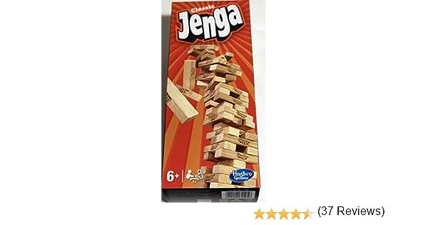 Hasbro 71367 - Jenga: Amazon.es: Juguetes y juegos