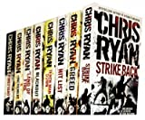 Chris Ryan Collection 7 Books Bundle (The Increment, Firefight, Strike Back, Hit List, Greed, Osama, Ultimate Weapon)