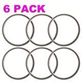 900 watt - ELEFOCUS Gaskets for Nutribullet 900W and Pro - Pack of 6 Replacements