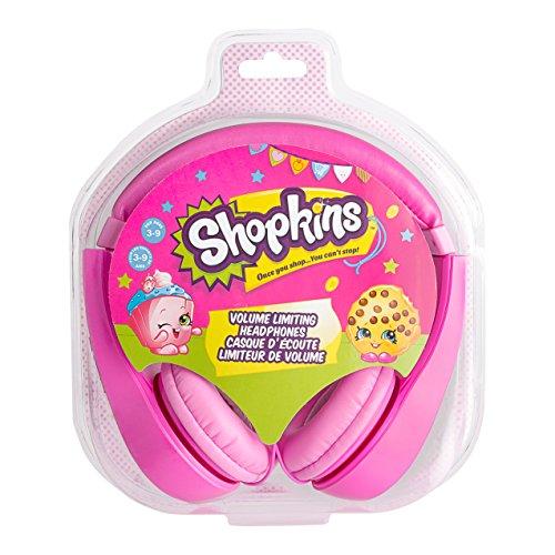 Shopkins Kid Safe Headphones Headphone  Amazon.in  Electronics abe712d07247