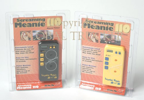 Screaming Meanie Alarm Timer TZ 120 product image